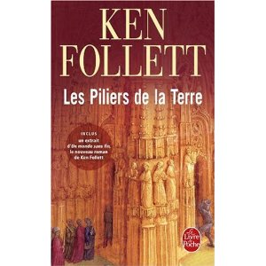 Les piliers de la Terre de Ken Follett